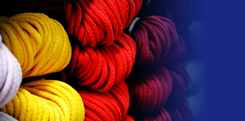 Kolorowe sznurki
