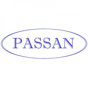 logotyp passan